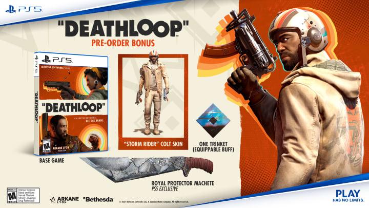 DEATHLOOP Pre Order Bonus