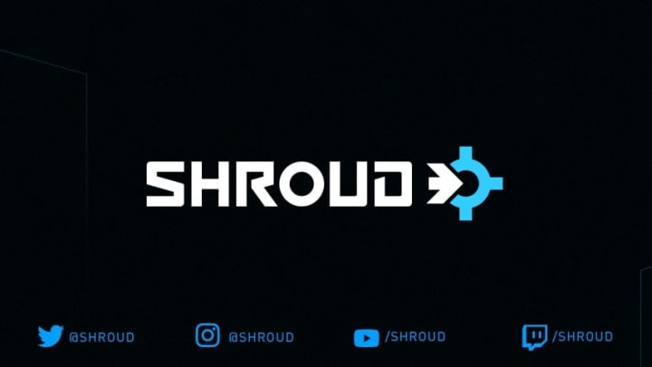 Shroud announced his return to Twitch on Tuesday.
