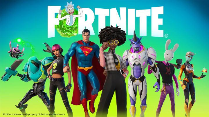 Where is Beast Boy in Fortnite?