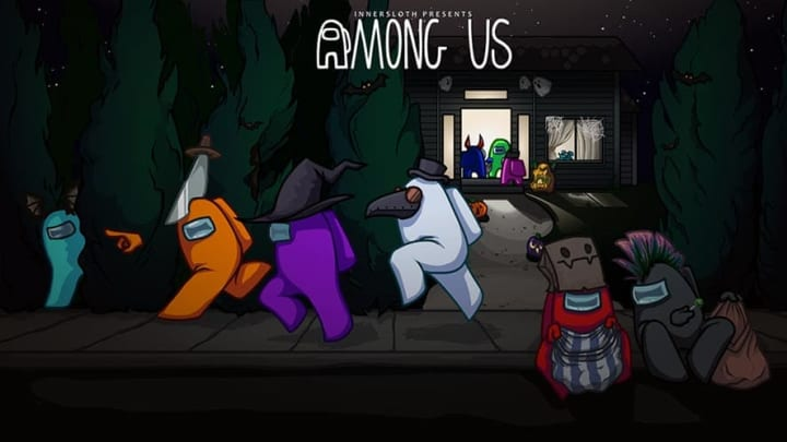 Among Us Zombie Mode Added With Mod