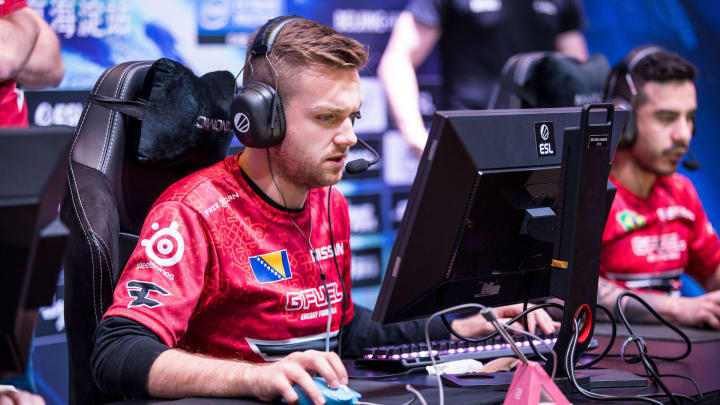 NiKo joined G2 Esports on Wednesday.