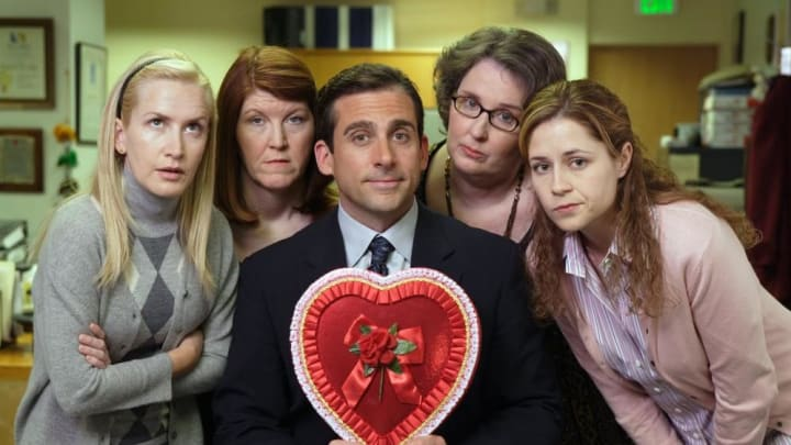 'The Office' digital shorts that were never shown on TV are available to purchase on iTunes.