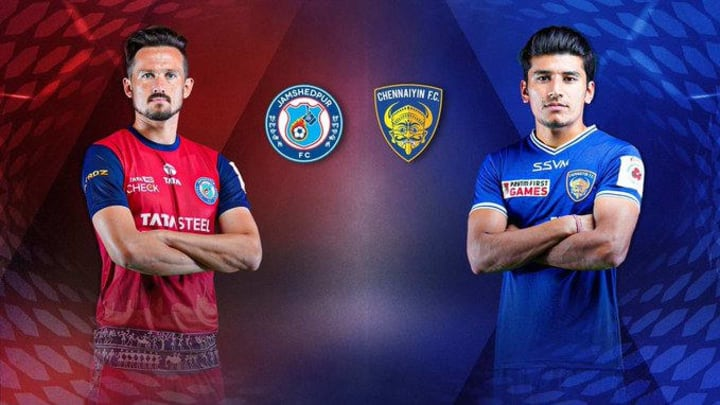 Jamshedpur FC vs Chennaiyin FC