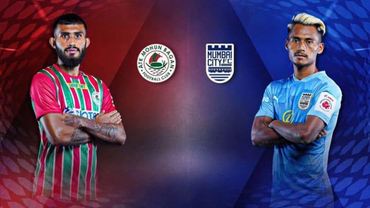 ATK Mohun Bagan vs Mumbai City FC