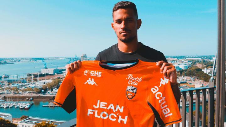 Le FC Lorient vient tout juste d'officialiser l'arrivé d'Igor Silva.