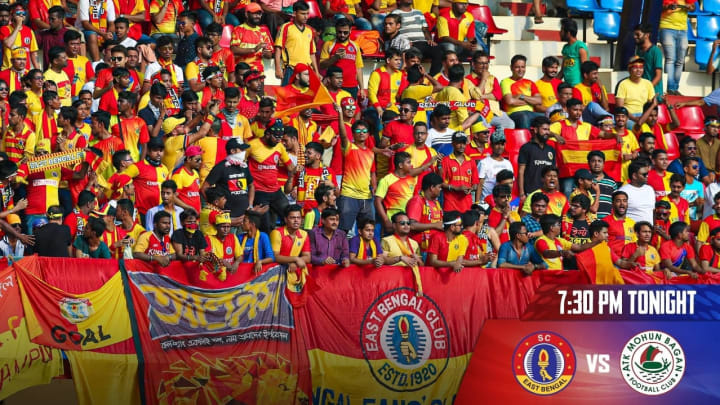 East Bengal to make their debut in ISL tonight