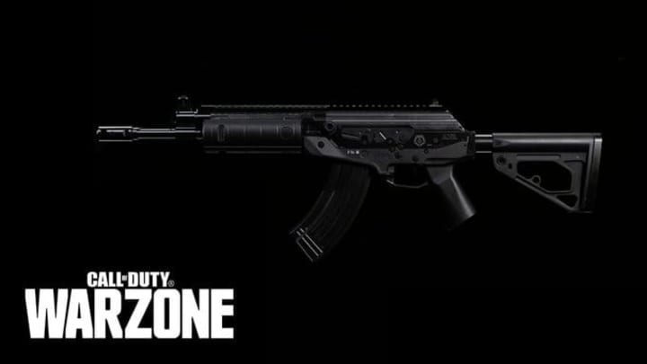 Call of Duty Warzone Weapon: CR-56 AMAX