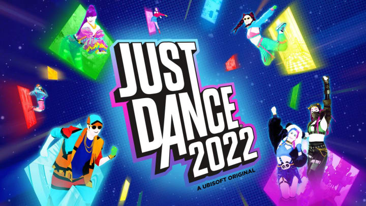 The Just Dance series continues on with Just Dance 2022