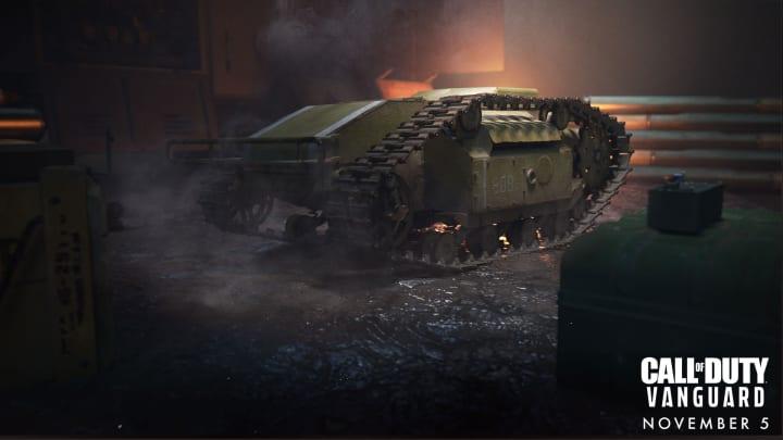 Call of Duty: Vanguard Field Upgrade