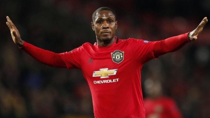 Ighalo muốn ở lại Man United