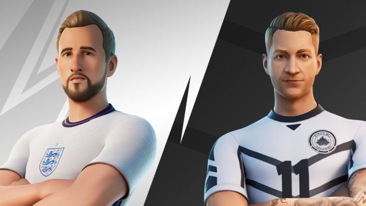 Kane and Reus