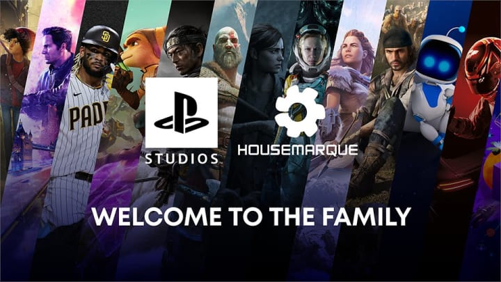 Sony and Housemarque have worked together for years.