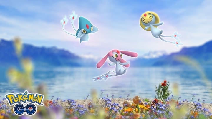 We've explained how to catch the Lake Guardians of the Sinnoh region—Azelf, Uxie, and Mesprit—in Pokemon GO.