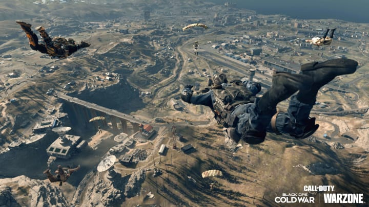 """A huge cache of voice lines featuring Call of Duty (COD): Warzone Operator """"Stitch"""" has dropped, detailing a new Season 5 mid-season event."""