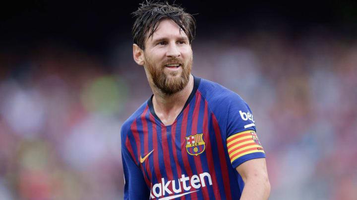 Messi brilló en La Liga