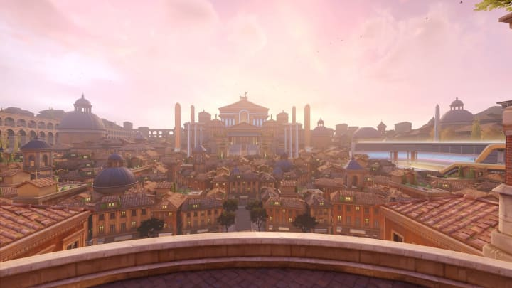 Overwatch 2 Rome and New York City maps were revealed at BlizzConline sparking immense excitement amongst fans.