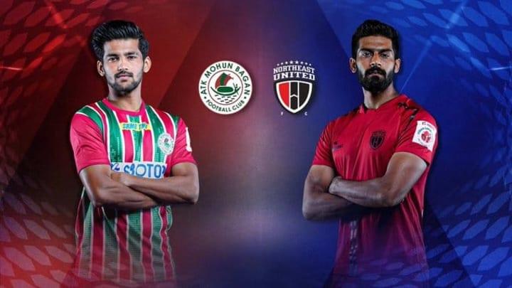 ATK Mohun Bagan vs NorthEast United FC