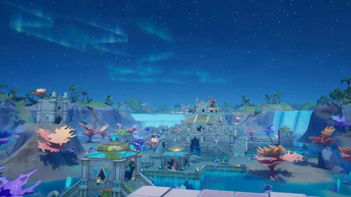 Fortnite Coral Castle is the long rumored Atlantis area.