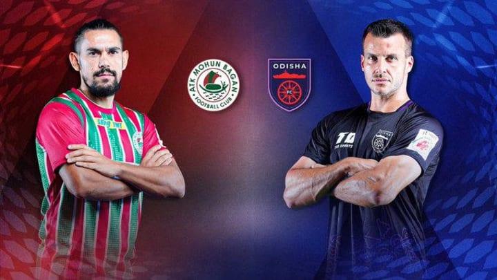 ATK Mohun Bagan vs Odisha FC