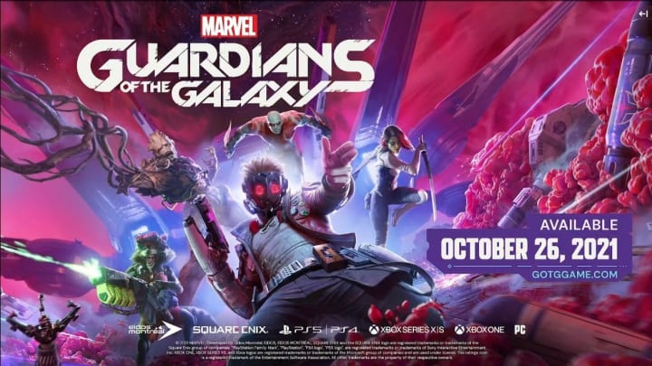 Guardians of the Galaxy E3 release date