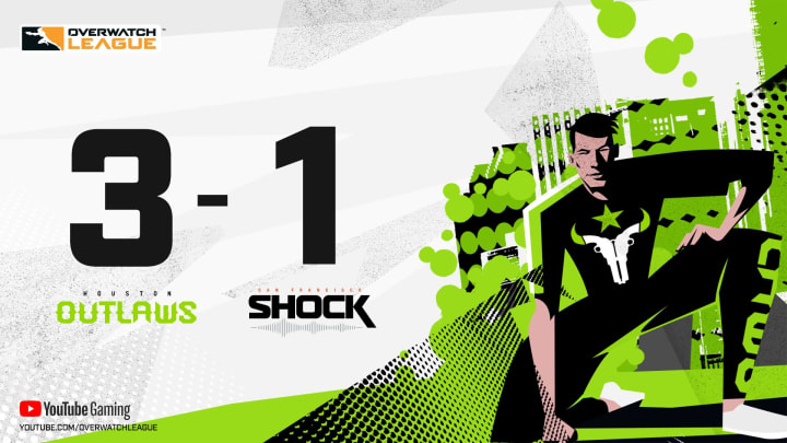 Houston Outlaws Continue to Impress