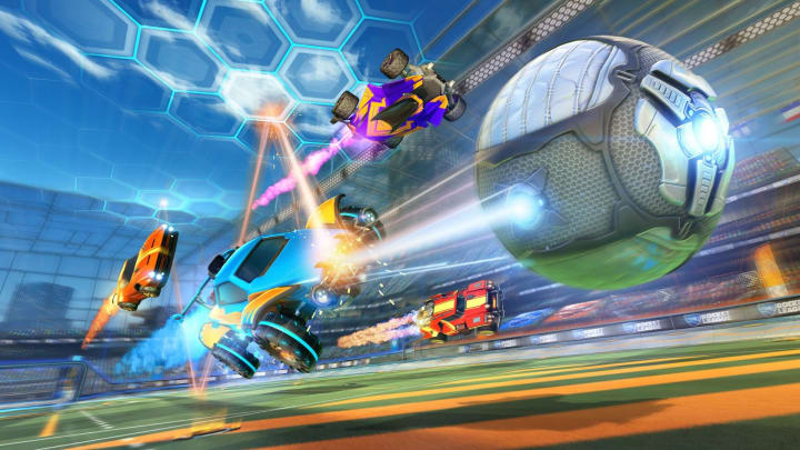 Check rocket league rank Steam Community