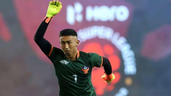 Dheeraj Singh, FC Goa