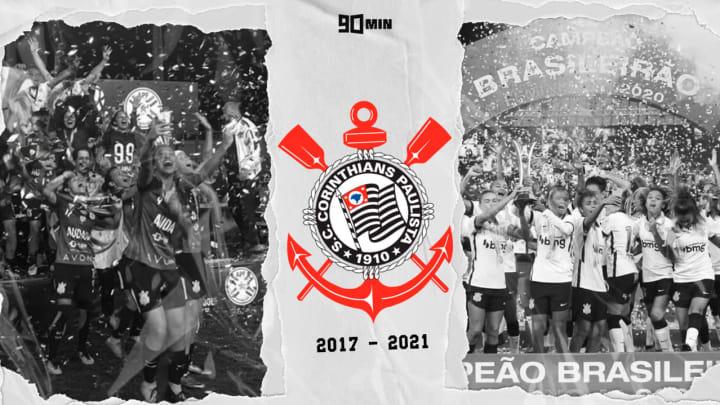 Corinthians se consolidou como a maior potência da modalidade