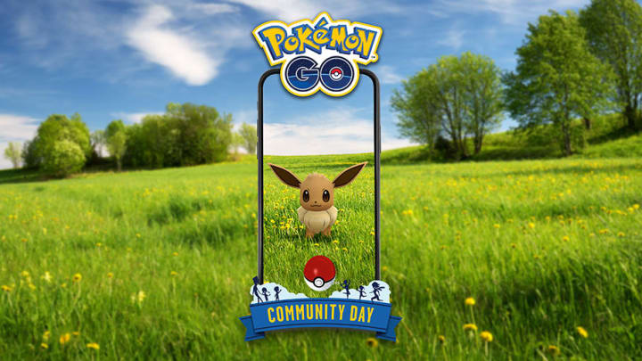 Niantic Labs announced that Eevee will be the featured Pokemon for Pokemon GO's August 2021 Community—with a twist!