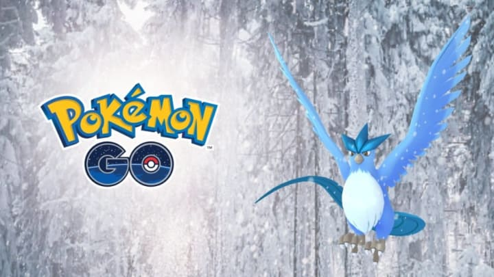 Pokemon GO Articuno arrived in Raids and will be available in five-star ones for a limited time.