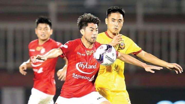 Lee Nguyen đang có những màn trình diễn đẳng cấp tại CLB TP Hồ Chí Minh