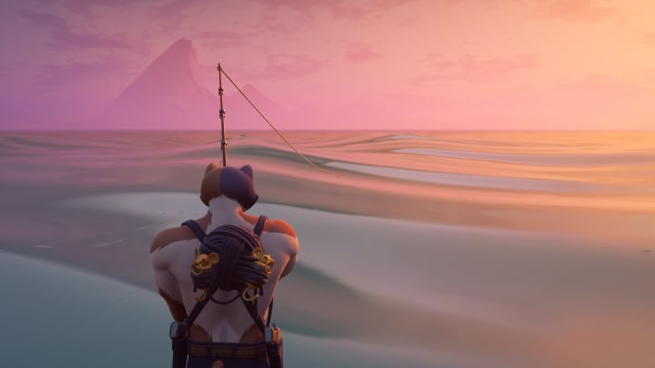 Fortnite players have been tasked with finding and collecting cat food as part of their weekly challenges.