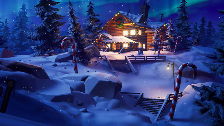 This Fortnite leak hints at a Non-Playable Character that players can interact with