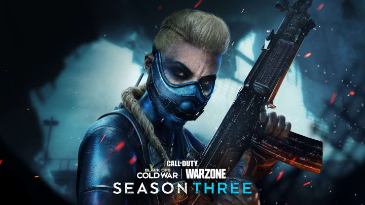 Call of Duty Warzone Season 3 released on April 22