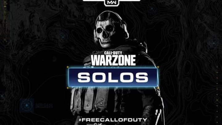 Call of Duty Warzone now has a solos playlist.