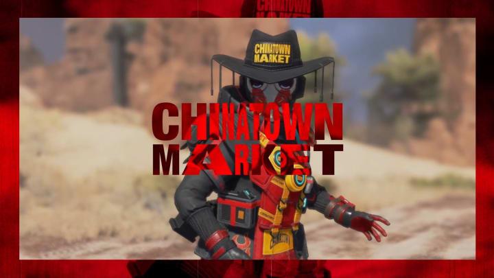 When is Apex Legends' Chinatown Market crossover?
