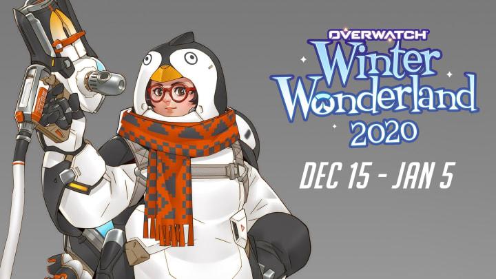 Overwatch Winter Wonderland 2020 runs from Dec. 15, 2020 to Jan. 5, 2021
