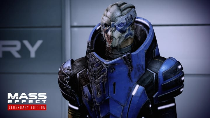 Interested in Garrus? Here's how you can romance him