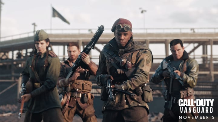 The Call of Duty: Vanguard Beta will kick off on Sept. 10, 2021.