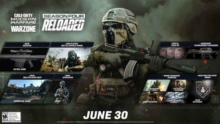 How to unlock Roze in Warzone is the question of the day as Call of Duty adds yet another playable operator to the game.
