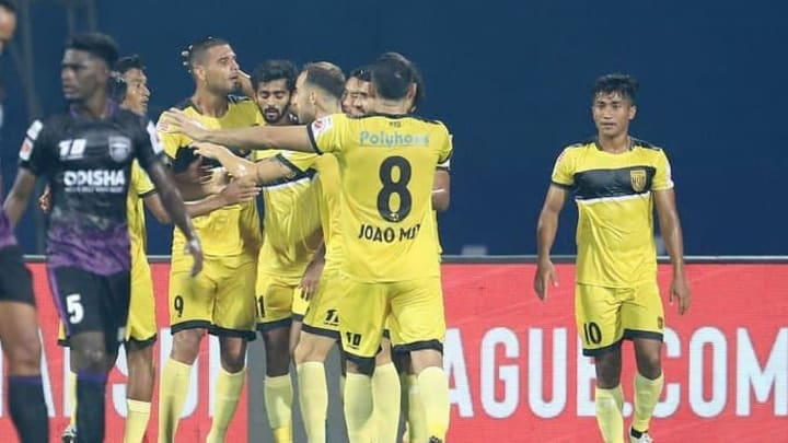 Hyderabad FC vs NorthEast United FC