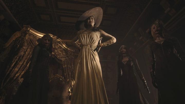 Resident Evil's Lady Dimitrescu