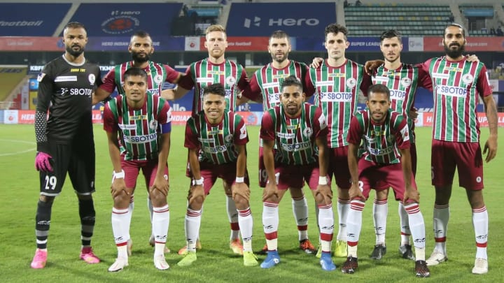 ATK Mohun Bagan squad