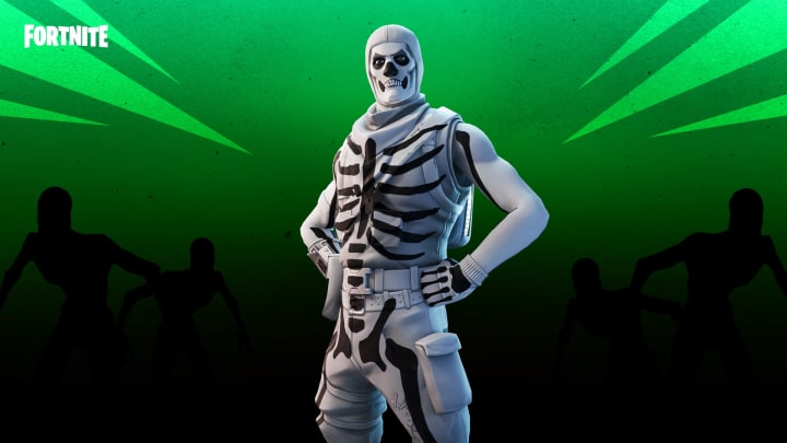 To unlock the ghost portal back bling in Fortnite may be difficult, but in the end totally worth it.