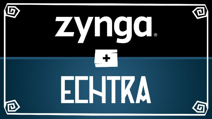Zynga has acquired Echtra Games, continuing its trend of acquisitions.