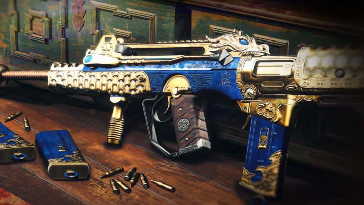 """Projeto do rifle de assalto do """"Grande Imperador"""""""