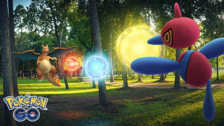 Best moveset for Porygon Z in Pokemon GO brings this digital Pokemon into the modern age
