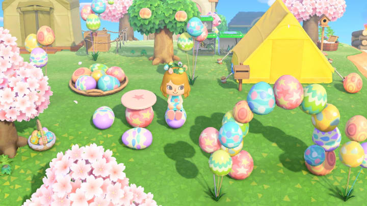 Cherry Blossom Trees Animal Crossing New Horizons is a special pink tree that appears for one month a year.