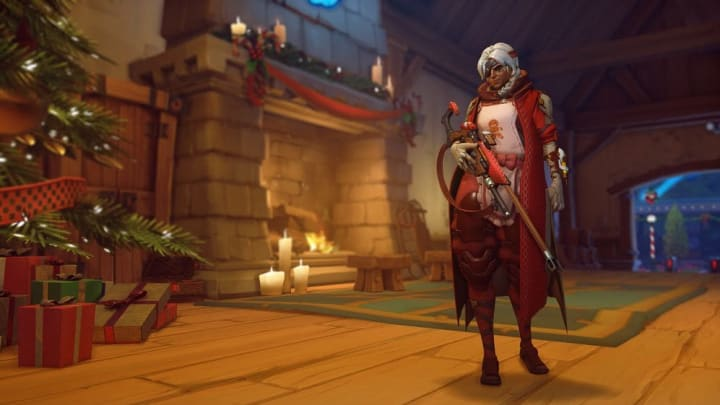 What are the five best Overwatch Winter Wonderland 2020 skins?