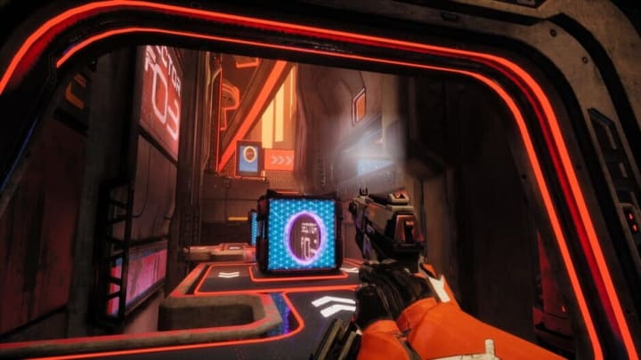 We've uncovered exactly how players can go about getting reward drops in Splitgate.
